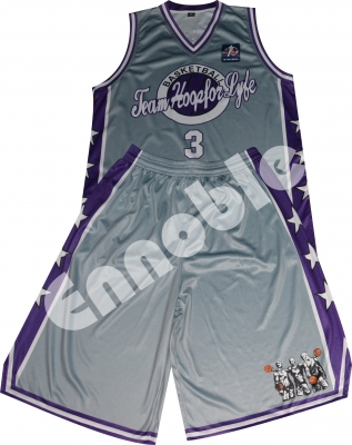 Sublimation Printed Uniform
