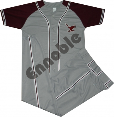 Ennoble Baseball Jersey