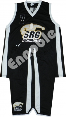 Ennoble Basketball Uniform